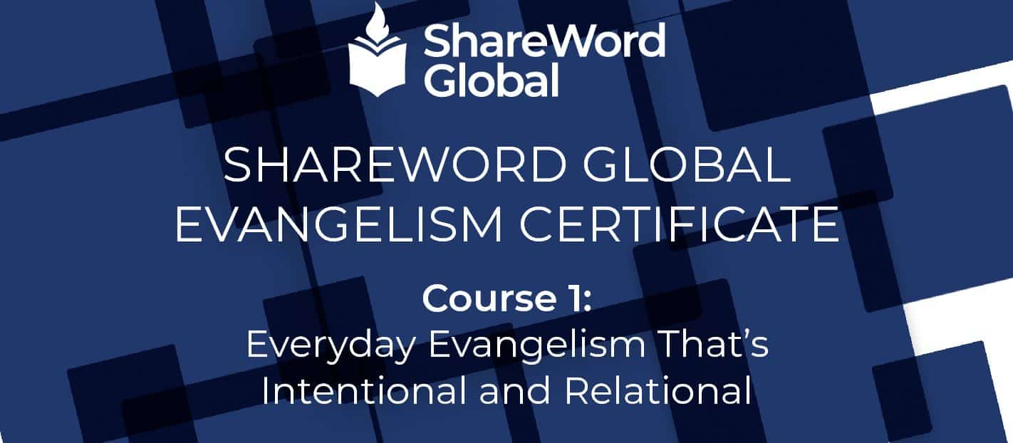 Everyday Evangelism That's Intentional and Relational
